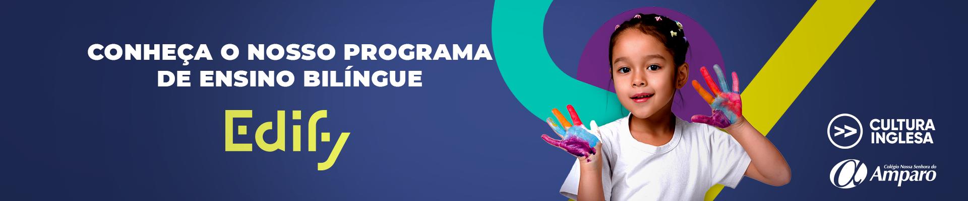 Conheça o Nosso Programa de Ensino Bilíngue!