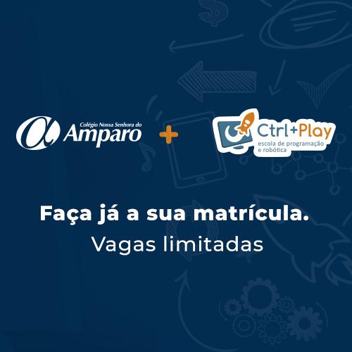 Colégio Amparo + Ctrl Play