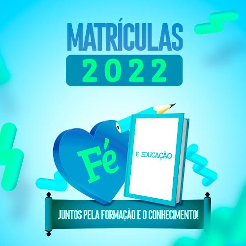 Matricula 2022