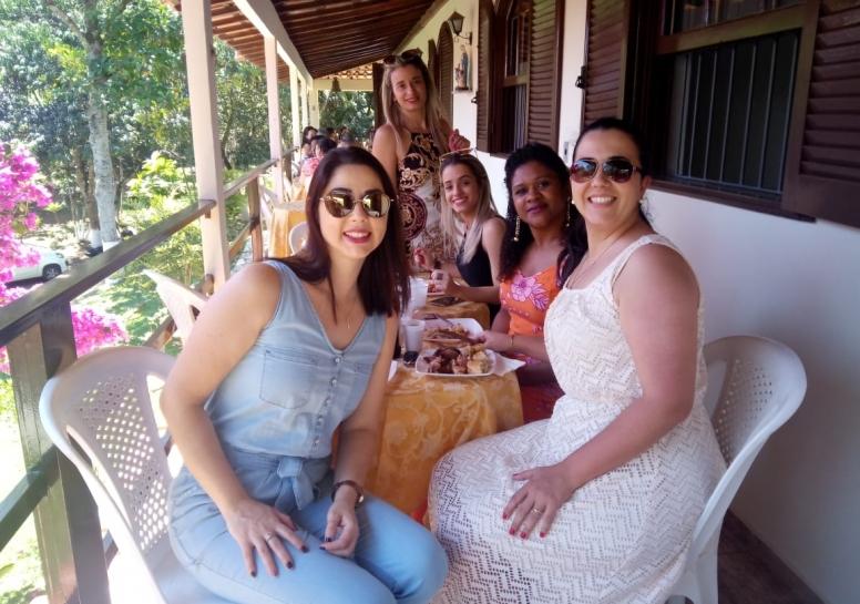 Confraternização dos Professores e Educadores do Colégio Amparo