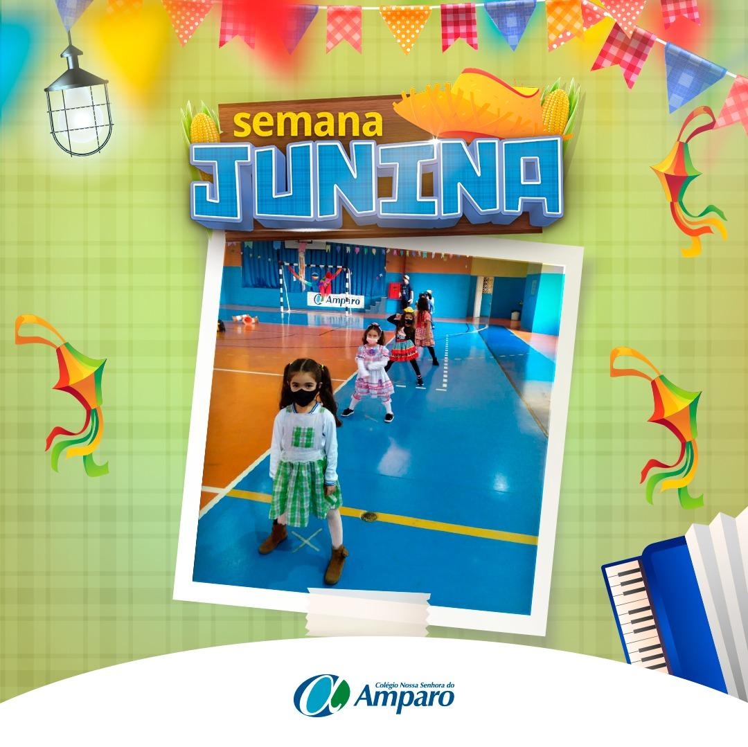 Semana Junina - Ensino Infantil