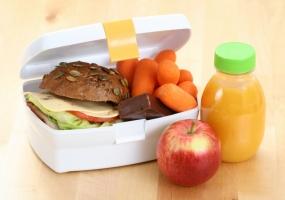 Volta às aulas: dicas de lanches nutritivos para a merenda das crianças