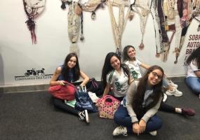 Visita à Bienal!