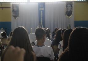 Aniversário de 77 anos do Colégio Amparo <3
